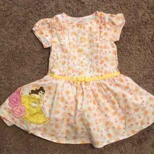 Disney Belle dress size 3
